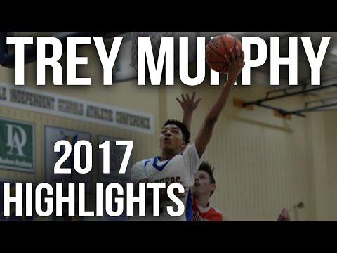 Trey Murphy Highlights Cary Academy Class of 2018
