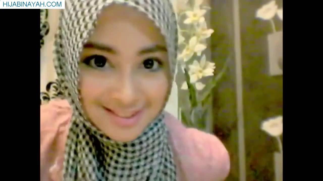 Tutorial Hijab Pashmina Sifon 20161 YouTube