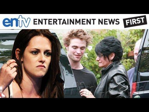Kristen Stewart's Mother & Twilight Director Bill Condon Speak Out: ENTV