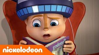 ALVINNN! e i Chipmunks | Alvin studia | Nickelodeon Italia