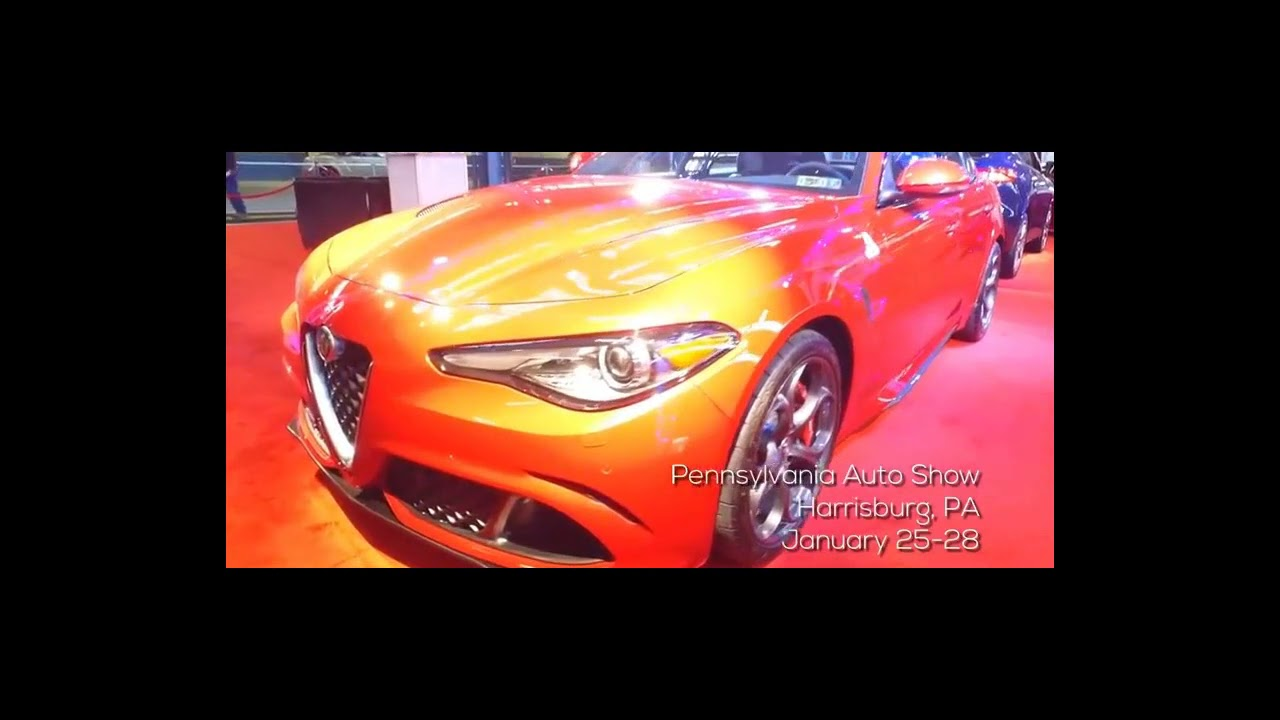 PA Auto Show Hershey Harrisburg Sports Events Authority - Hershey car show 2018