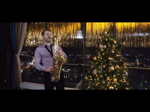 Abba - Happy New Year Saxophone Cover by Juozas Kuraitis