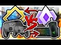 CHAMPION WITH KEYBOARD VS CHALLENGER WITH CONTROLLER! (w/JonSandman)