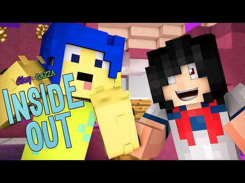 Inside Out - YANDERE HIGH SCHOOL | Minecraft Roleplay