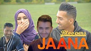 JAANA | BLOOPERS | Sham Idrees (Drama Funny Scenes)