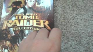 Tomb Raider - Movie Collection Boxset - Unboxing