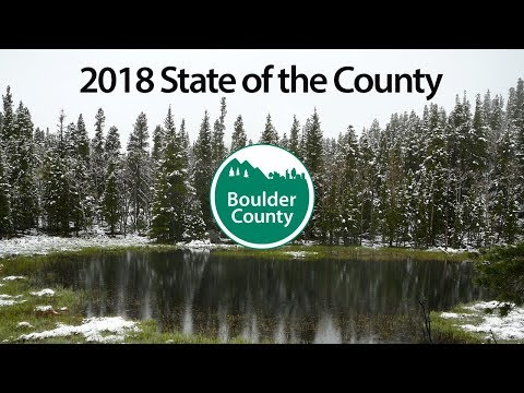 2018 State of the County