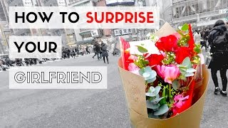 How to Surprise Your Girlfriend on Her Birthday