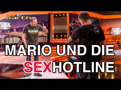 Mario und die Sexhotline /// MARIO BARTH DECKT AUF