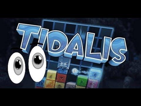 Tidalis gameplay  