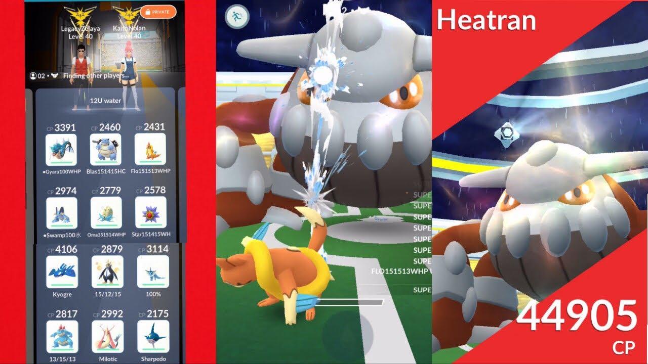 Heatran Duo