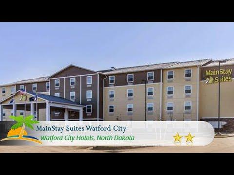 MainStay Suites Watford City - Watford City Hotels, North Dakota