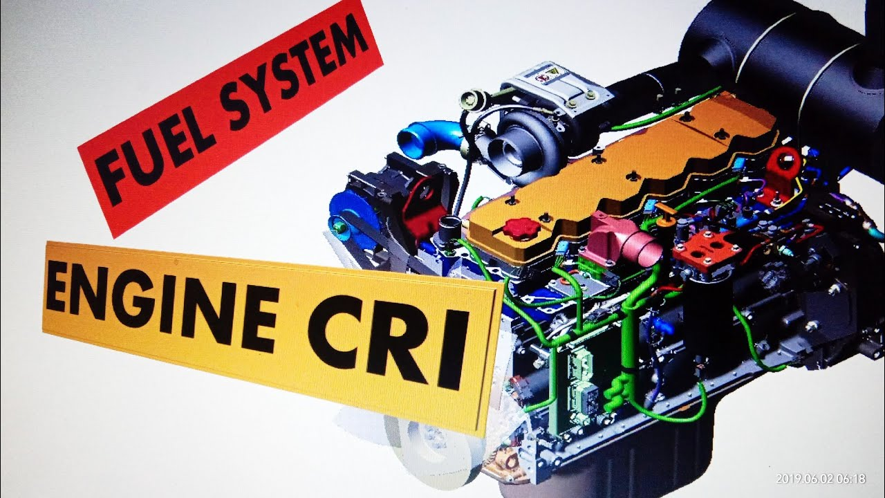 Cara kerja Common Rail System ( Engine diesel CRI) - YouTube