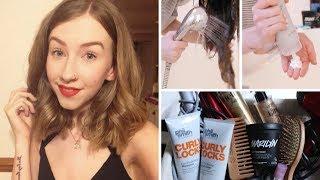 Hair Care Routine • FashionRocksMySocks Thumbnail