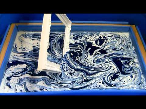 Custom Spray Paint Swirl Dipping Deer Skull 2 | Doovi
