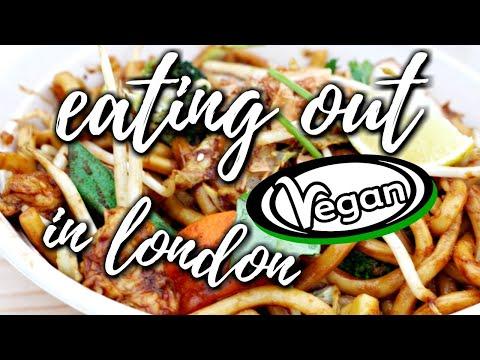 How To Find The Best Vegan Restaurants in LONDON || LDN Vegans