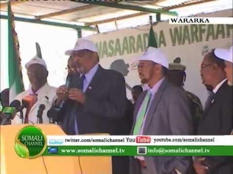 WARKA SOMALI CHANNEL MD Somaliland ayaa xadhiga ka jaray Idaacada Radio Hargeysa. 18 10 2012