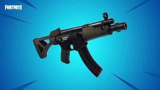 Fortnite: New SMG MP5 Gameplay!