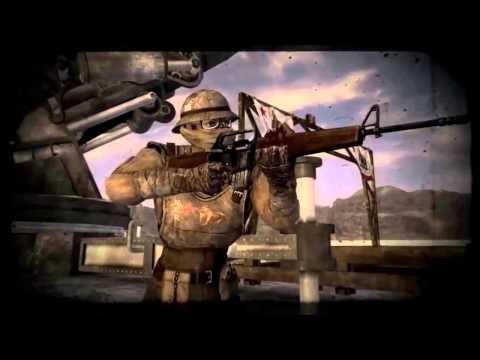Fallout AMV/GMV - Hero of War