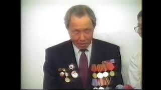 Ветераны ВОВ Хатырыкского  наслега. Дьяконов Никита Михайлович