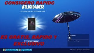 Comment obtenir le parapluie 🥇 saison X ⭐ Fortnite Battle RoyaleTM gratuit, facile et exclusif