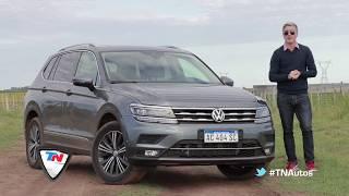 Volkswagen Tiguan AllSpace 2.0 TSI 4Motion - Test - Matías Antico - TN Autos