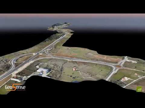 Drone mapping for highway asset management - Pix4D