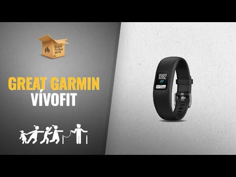 Save Big On Garmin Vívofit 4 & Vivofit Jr Black Friday / Cyber Monday 2018