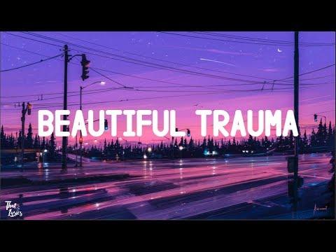 P!nk  ‒ Beautiful Trauma  ‒ (Lyrics/Lyrics Video)