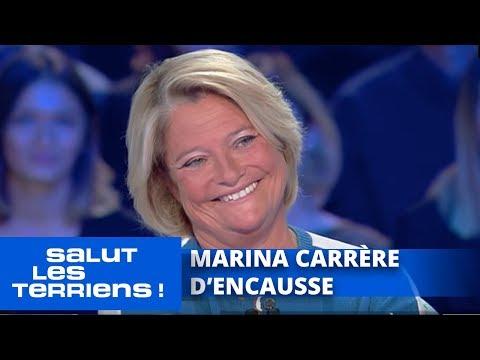 """Marina Carrère d'Encausse """" Je ne m'aime pas, je n'ai pas confiance en moi"""" - Salut les Terriens"""