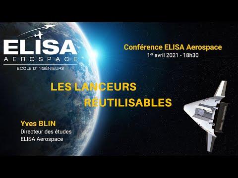 Conférence : les lanceurs réutilisables