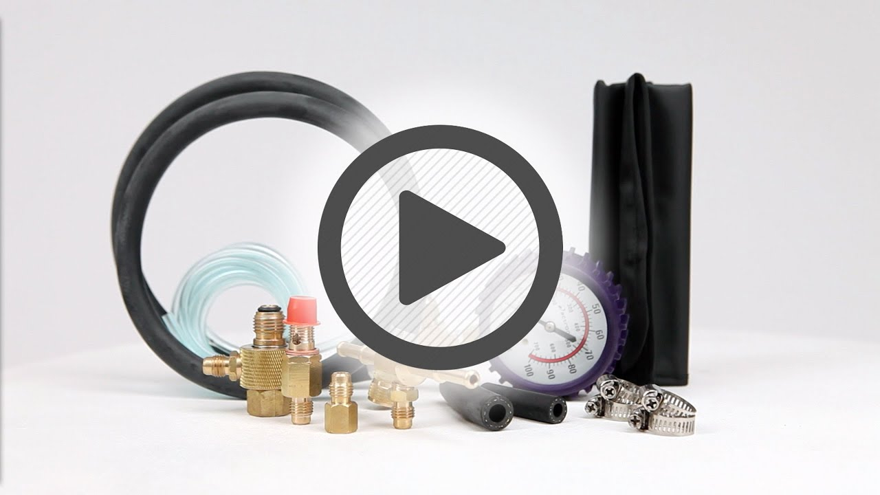 Actron Fuel Pressure Tester Kit - Pep Boys
