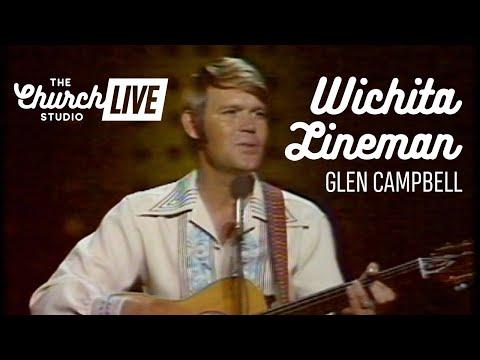 GLEN CAMPBELL - WICHITA LINEMAN (LIVE PERFORMANCE)