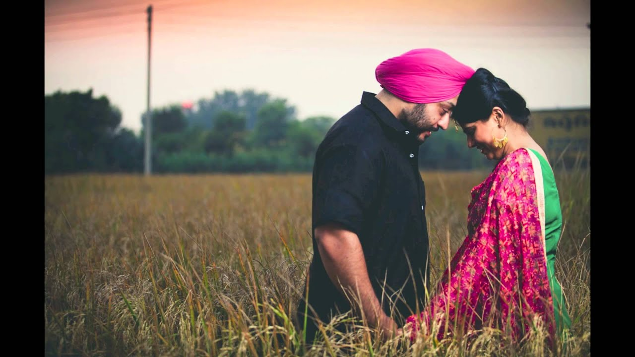 Jag & Raman Pre Wedding Shoot Jalandhar 2012 - YouTube