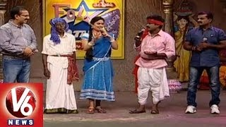 Singers Performing Folk Songs in Folk Stars Dhoom Thadaka