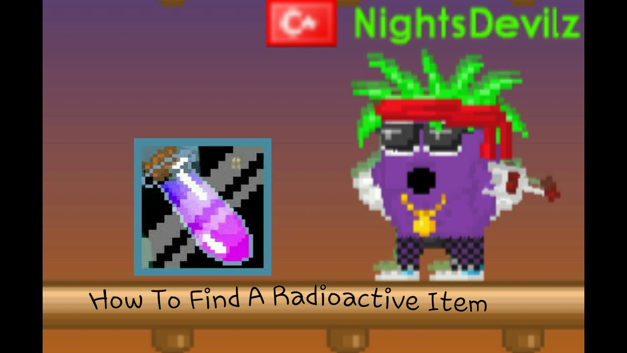 Growtopia Radioactive Chemical Recipes Kayarecipe Co