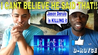 Jason Derulo - Swalla (feat. Nicki Manaj & Ty Dolla $ign) - Official Reaction