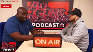 Arsenal's Season So Far - Average or Rubbish? (Ft DT) | All Gunz Blazing Podcast