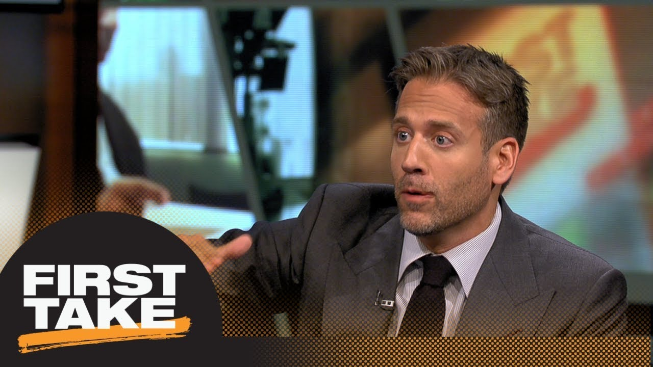 Max Kellerman argues against Kevin Durant going to the Knicks in 2019   First Take   ESPN