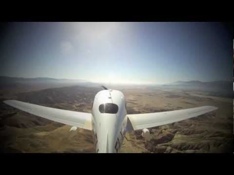 Palm Springs Flight - Cirrus SR22