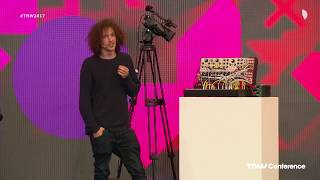 Colin Benders: Modular Mayhem | TNW Conference 2017