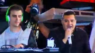 Festa de crente Eletronica Banda som e louvor e DJ PV hd
