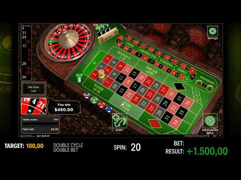 STRATEGY APPLICATION - Big Win $3.000 At 888 Casino Online Roulette - Vídeo 62