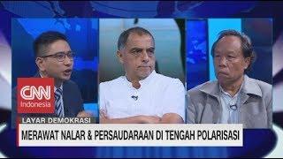 Layar Demokrasi: Merawat Nalar & Persaudaraan di Tengah Politik Kebencian