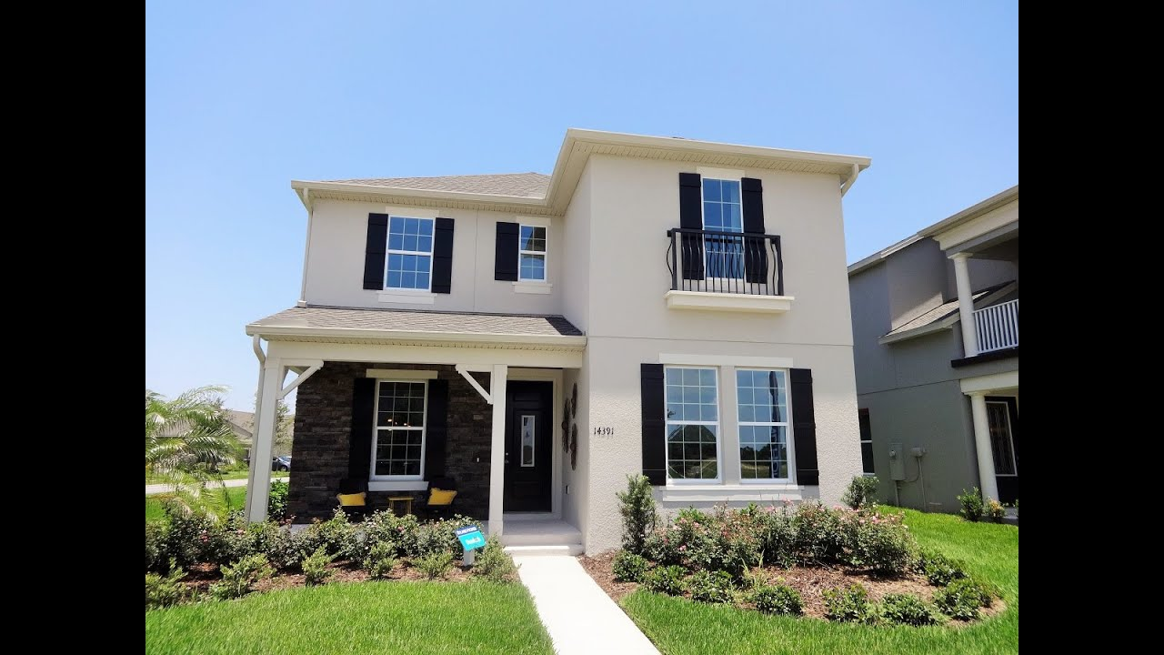 orchard hills by ryland homes in winter garden dunkirk model new