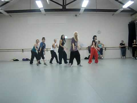 'put it in a love song' beyonce and alicia keys choreography by Jaz Meakin (Mega Jam)