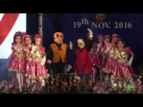 HOLY FAMILY SCHOOL ANNUAL FUNCTION 2016-17 disk 2