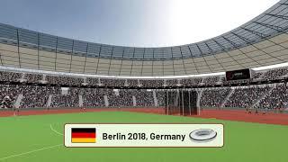 Shot Put Germany Berlin 2018
