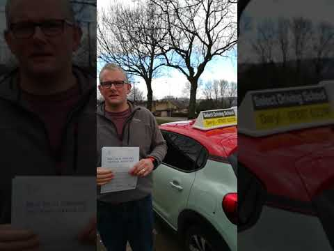 Mark - 13/3/18 - First Time Driving Test Pass - Driving Lessons Halifax Customer Review