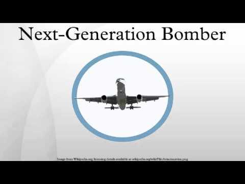 Next-Generation Bomber
